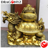 DRAGON STATUE OFFERING