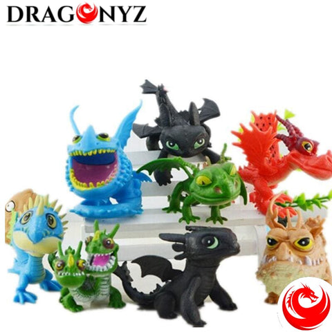 DRAGON TOY - ALPHA AND FRIENDS