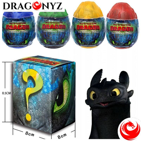 DRAGON TOY - EGGS