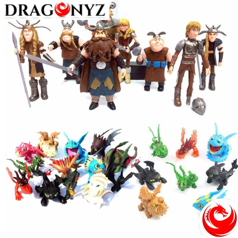 DRAGON TOY - HUNTERS