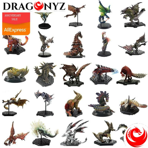 DRAGON TOY - MONSTER HUNTER 2