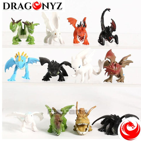 DRAGON TOY - NIGHT FURY