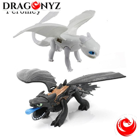 DRAGON TOY - THE 2 NIGHT FURY