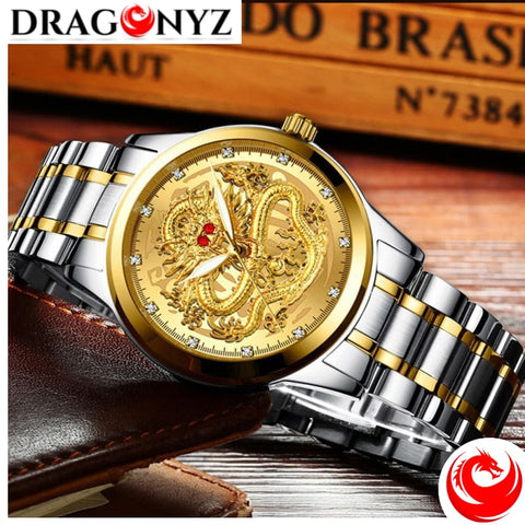 DRAGON WATCH - WATERPROOF WATCH