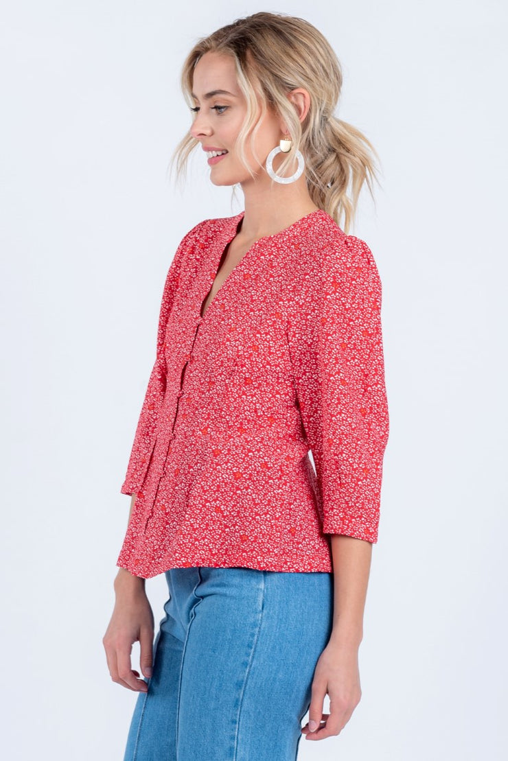 BLOOM DELIGHT TOP
