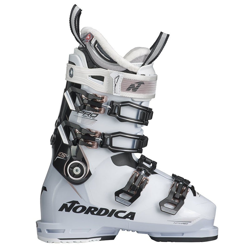 NORDICA WOMEN'S PRO MACHINE 105W SKI BOOT