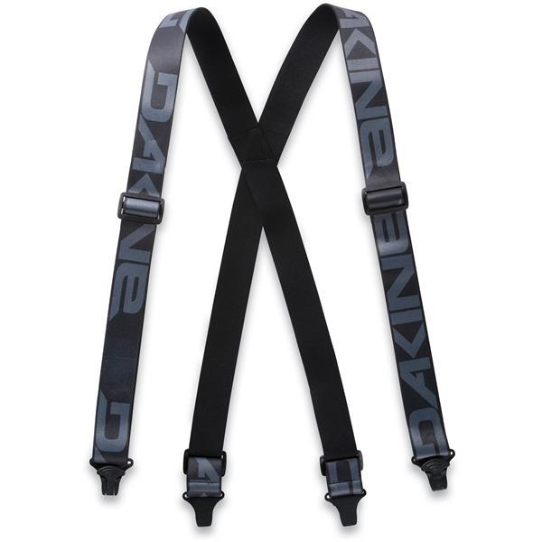 DAKINE HOLD 'EM SUSPENDERS BLACK