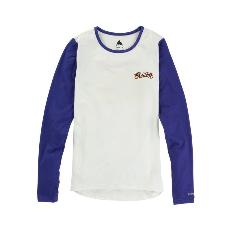 BURTON WOMENS BASE LAYER TECH T-SHIRT
