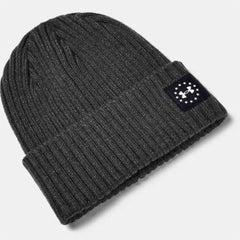 UNDER ARMOUR MENS FREEDOM PATCH BEANIE