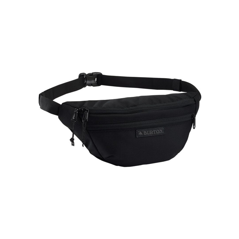 BURTON 3L HIP PACK BLACK