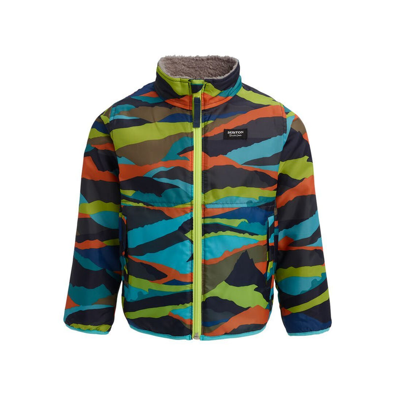 BURTON TODDLER SNOOKTWO REVERSIBLE JACKET