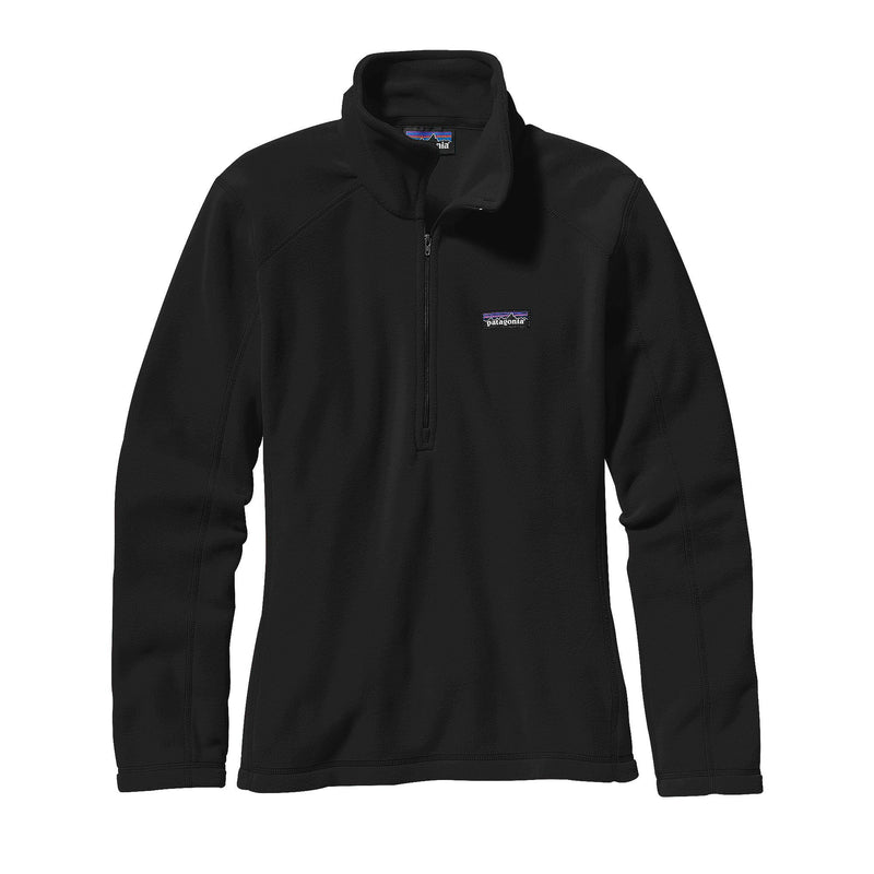 PATAGONIA LADIES MICRO D 1/4-ZIP FLEECE