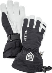HESTRA KIDS ARMY LEATHER HELI SKI GLOVE