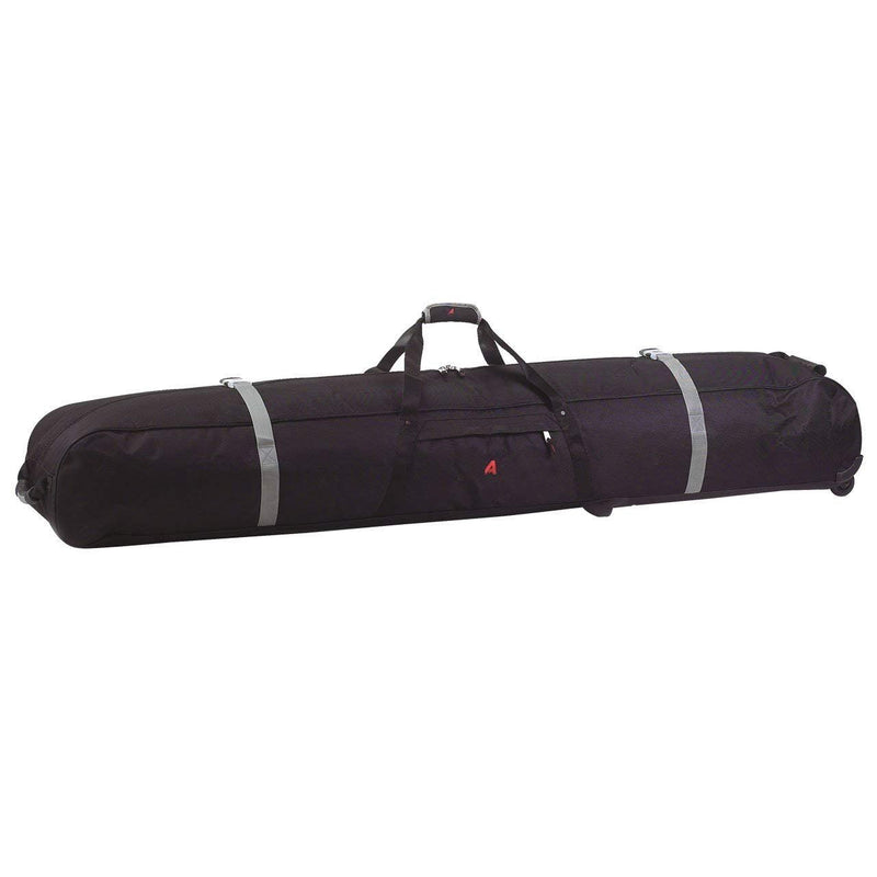 ATHALON SKI/SNOWBOARD PADDED WHEELIE BAG 185cm