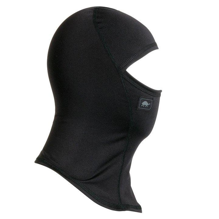 Turtle Fur Adult Ninja Performance Balaclava Black