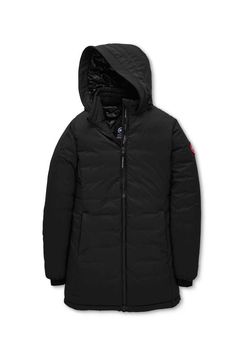 CANADA GOOSE LADIES CAMP HOODED COAT