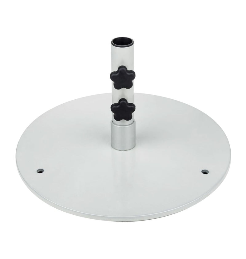 Frankford 50lb Round Powder Coated Steel Umbrella Base