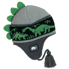 TURTLE FUR KIDS DR. DINO BEANIE