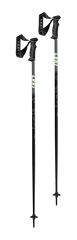 Leki Qntm Ski Pole Black/Green