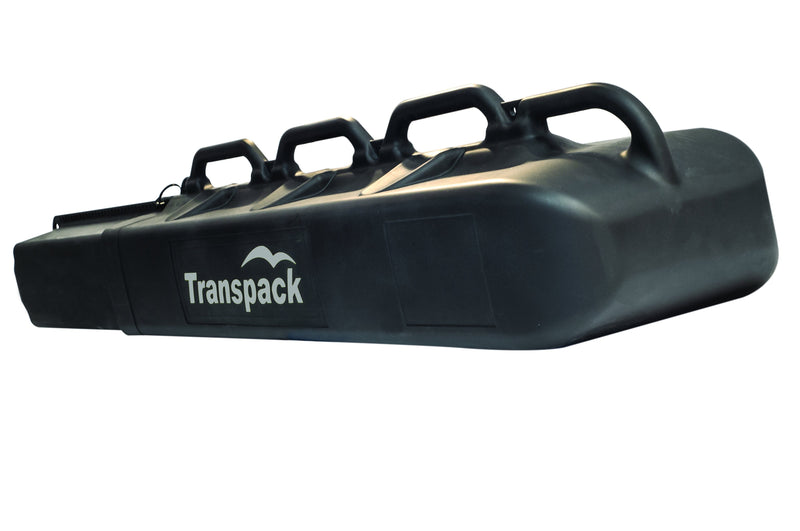 TRANSPACK HARD CASE JET DOUBLE SKI/BOARD CARRIER