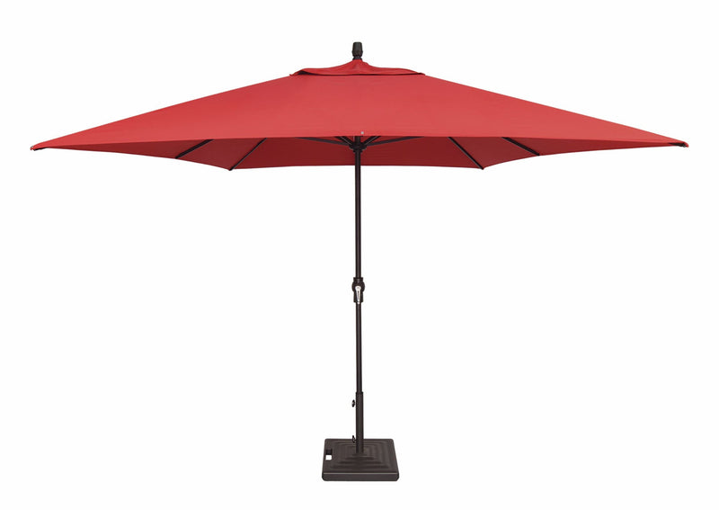 Treasure Garden 8'X11' Rectangle Market Umbrella