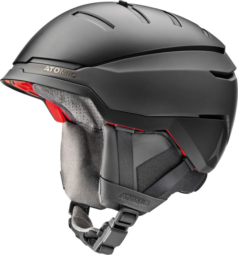 ATOMIC SAVOR GT AMID HELMET BLACK