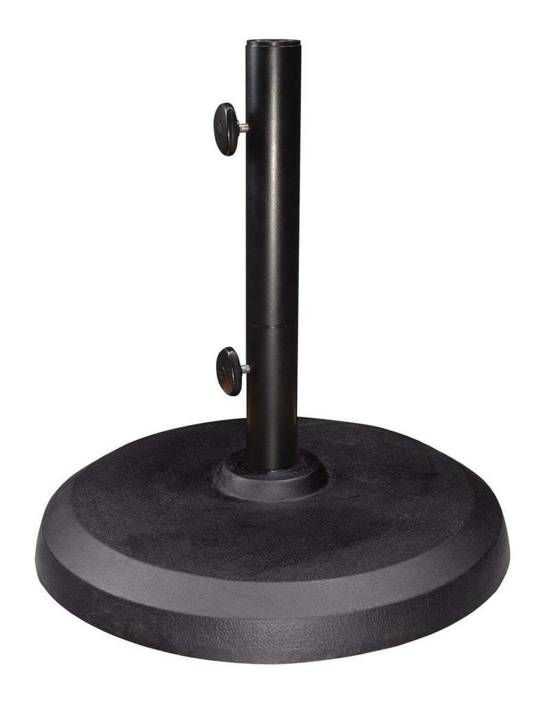 Treasure Garden 50lb Cast Aluminum Umbrella Base