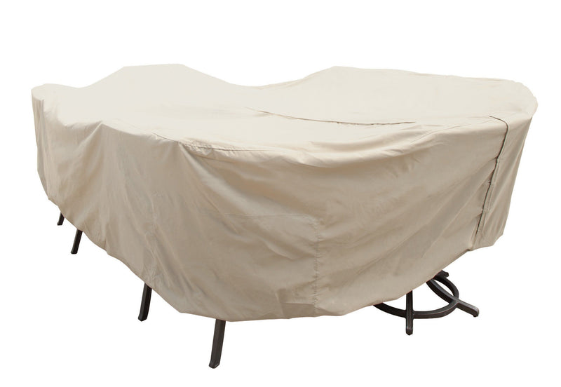 Treasure Garden Extra Large Oval/Rectangle Table & Chairs Cover