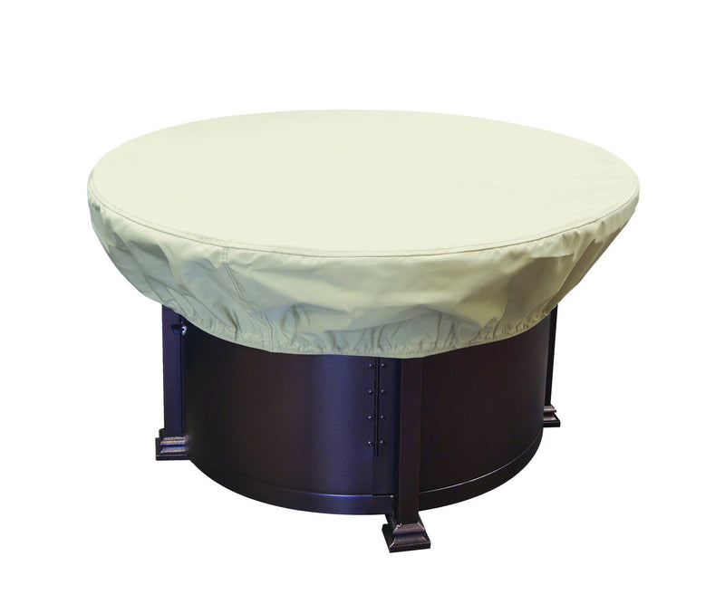 "TREASURE GARDEN 36""- 42"" ROUND FIRE PIT COVER"
