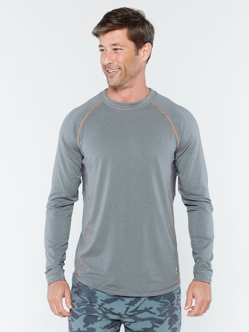 TASC MENS CHARGE II LONG SLEEVE