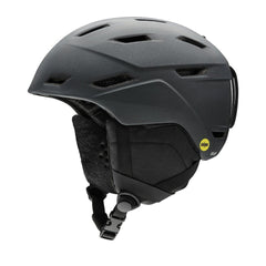 SMITH ADULT MIRAGE MIPS HELMET MATTE BLACK PEARL