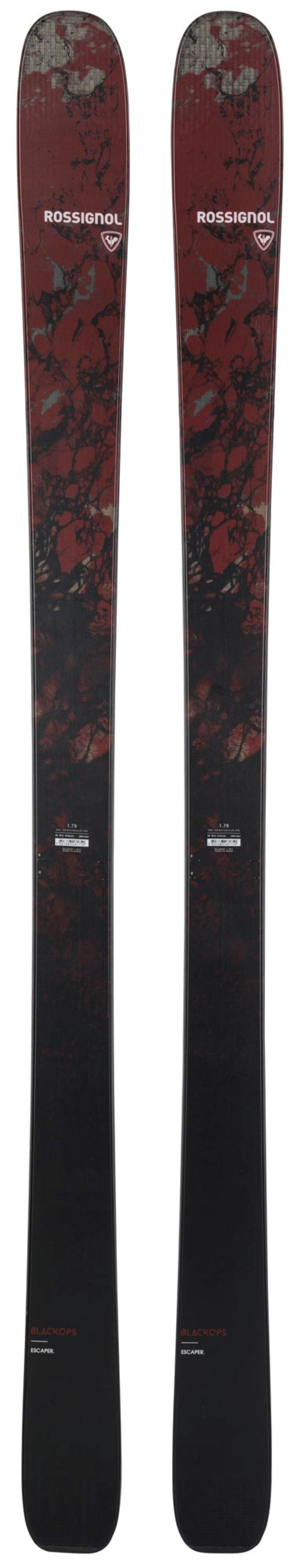ROSSIGNOL MEN'S BLACKOPS ESCAPER SKI