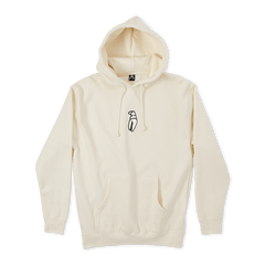 Crab Grab Mens Puff Claw Hoody
