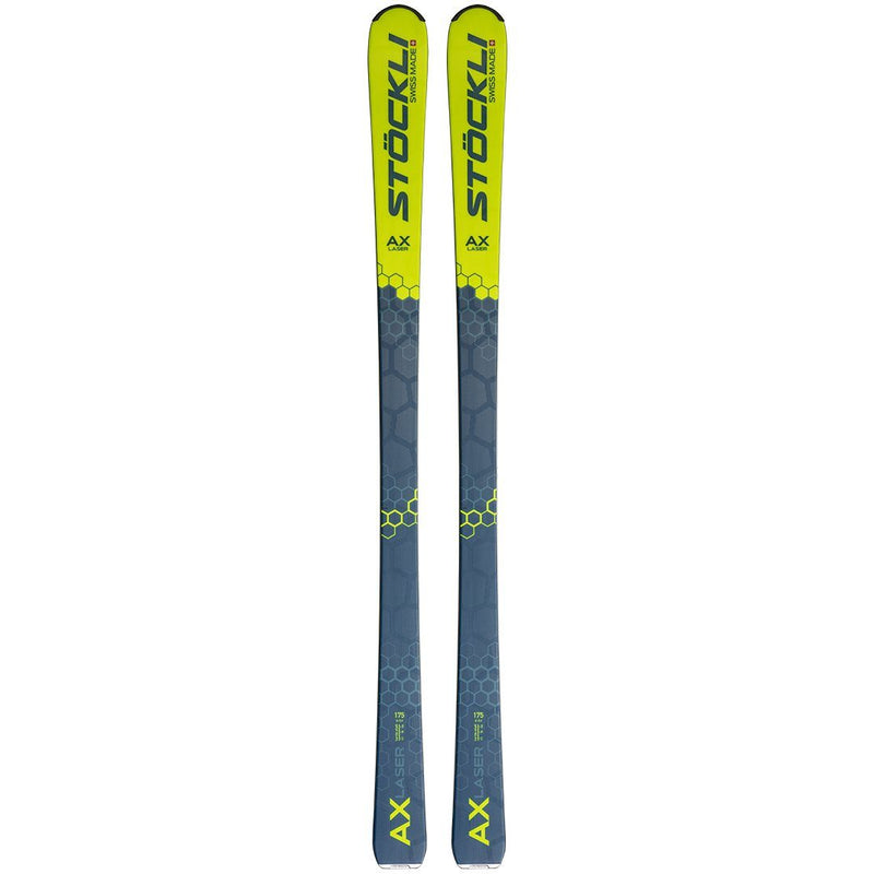Stockli Men'S Laser Ax Ski