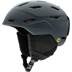 Smith Adult Mission Mips Helmet Charcoal