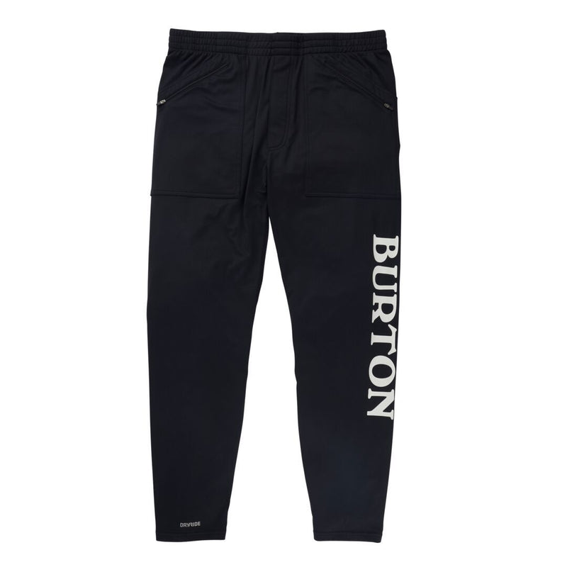 BURTON MEN'S STASH MIDWEIGHT BASE LAYER STASH PANT