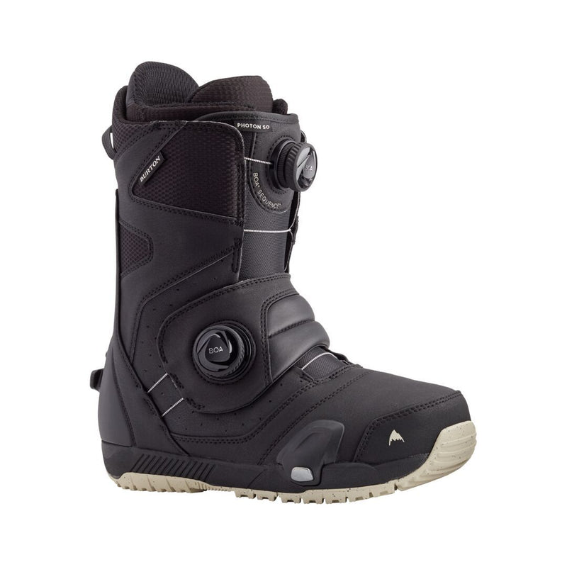 BURTON MENS PHOTON STEP ON WIDE SNOWBOARD BOOT