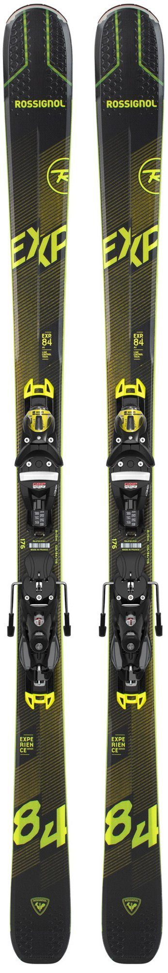 ROSSIGNOL MEN'S EXPERIENCE 84 AI SKI with SPX 12 KONECT GW B90 BINDINGS