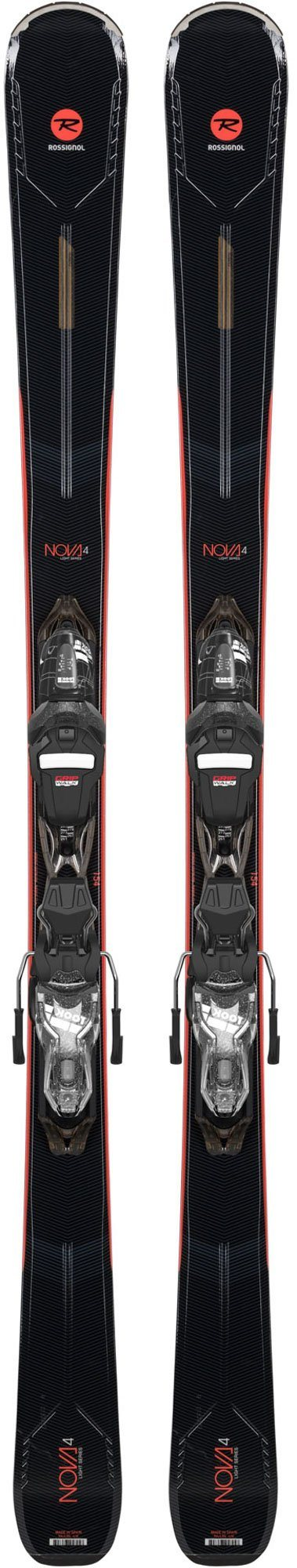 Rossignol Women'S Nova 4 Ski With Express W 10 Gw B83 Bindings