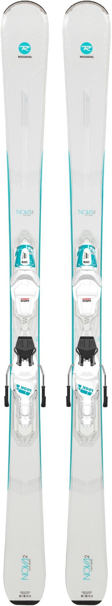 ROSSIGNOL WOMEN'S NOVA 2 SKI with EXPRESS W 10 GW BINDING