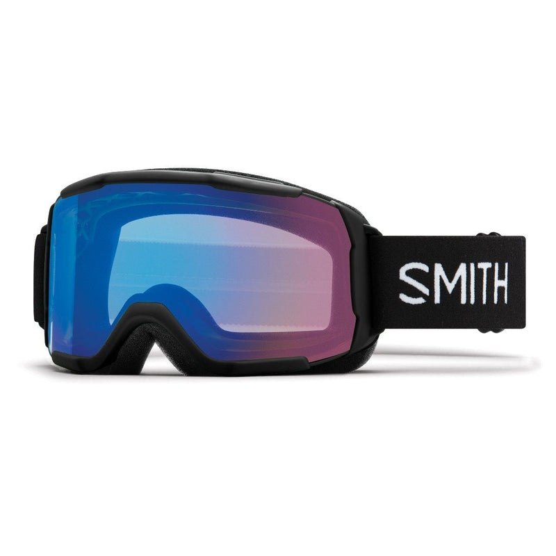 SMITH ADULT SHOWCASE OTG GOGGLE BLACK WITH CHROMAPOP STORM ROSE FLASH LENS