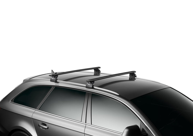 "THULE AEROBLADE 47"" BLACK LOAD BARS - PAIR"
