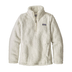 PATAGONIA GIRLS' LOS GATOS 1/4 ZIP FLEECE