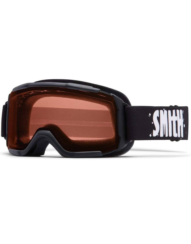 Smith Kids Daredevil Jr Goggle Black With Rc36 Lens