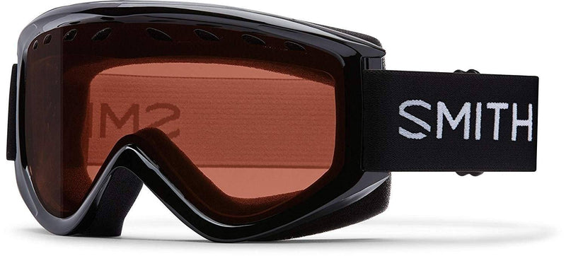 SMITH ELECTRA GOGGLE BLACK WITH RC36 LENS