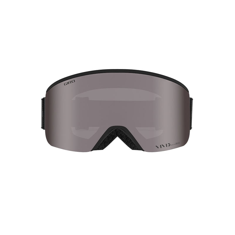 GIRO AXIS GOGGLE BLACK MONO WITH VIVID ONYX/VIVID INFRARED LENSES