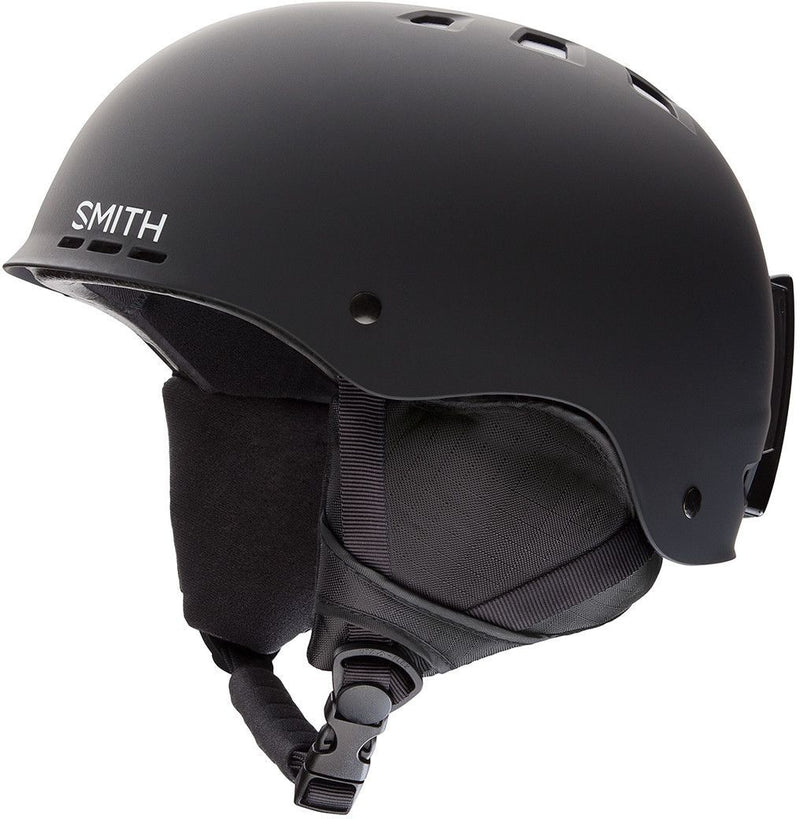 SMITH ADULT HOLT HELMET MATTE BLACK