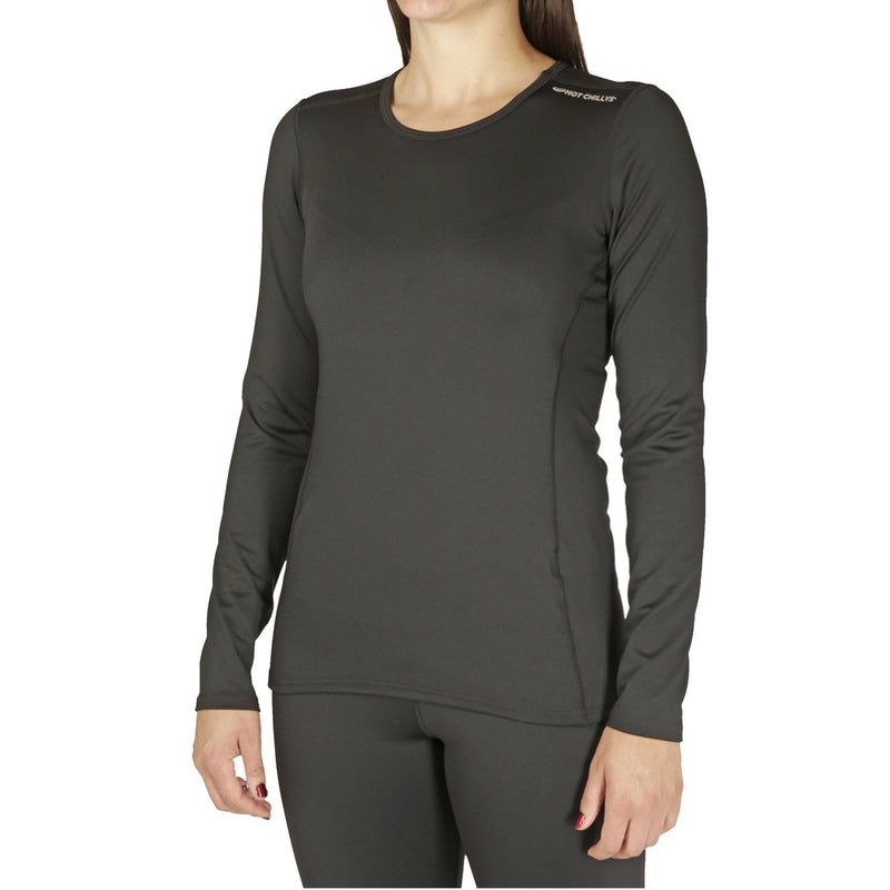 HOT CHILLYS LADIES MICRO-ELITE MIDWEIGHT CREW