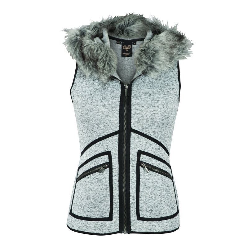 WOOLY BULLY LADIES VAIL VEST