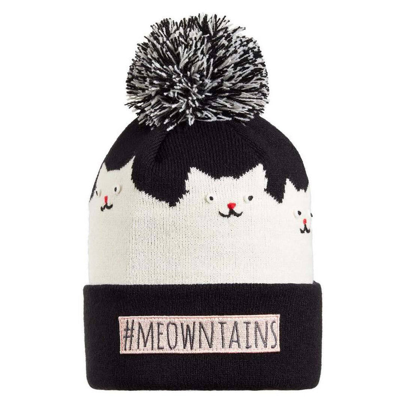 Turtle Fur Kids #Meowntains Hat